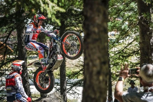 Toni Bou gets 2020 TrialGP World Championship underway with a win